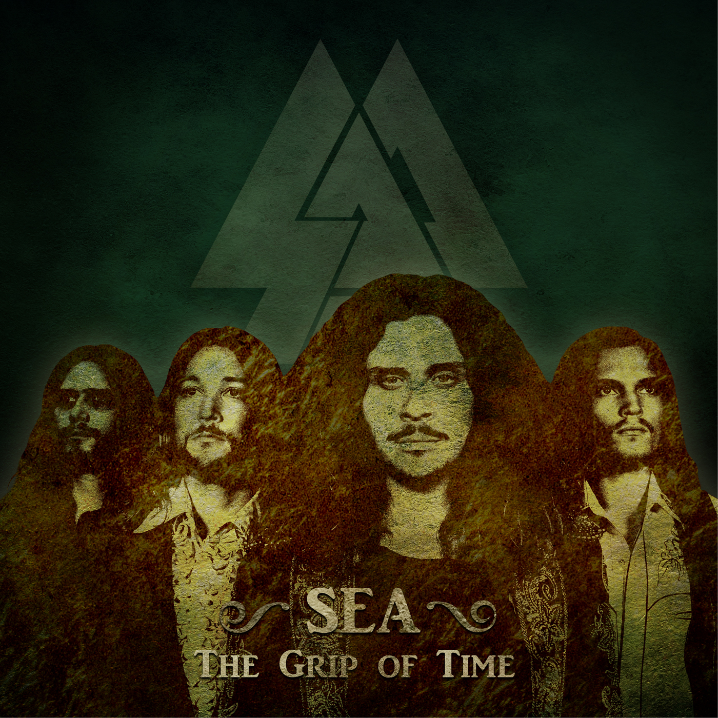 sea the grip of time front cover