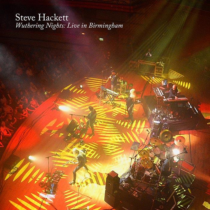 Steve Hackett Live